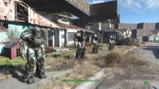 Fallout 4 Power Armor collection
