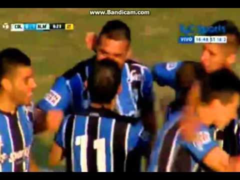 Colón de Santa Fe vs Almagro (0-1) Copa Argentina 2016 - 32vos de Final -Sarandí