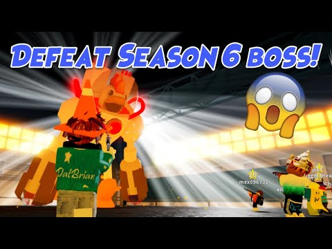 Defeating Season 6 Boss Mech Cluckles In Mad City | Unlock GIOTTO Car Reward