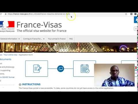 Easiest Way To Apply For French Visit Visa