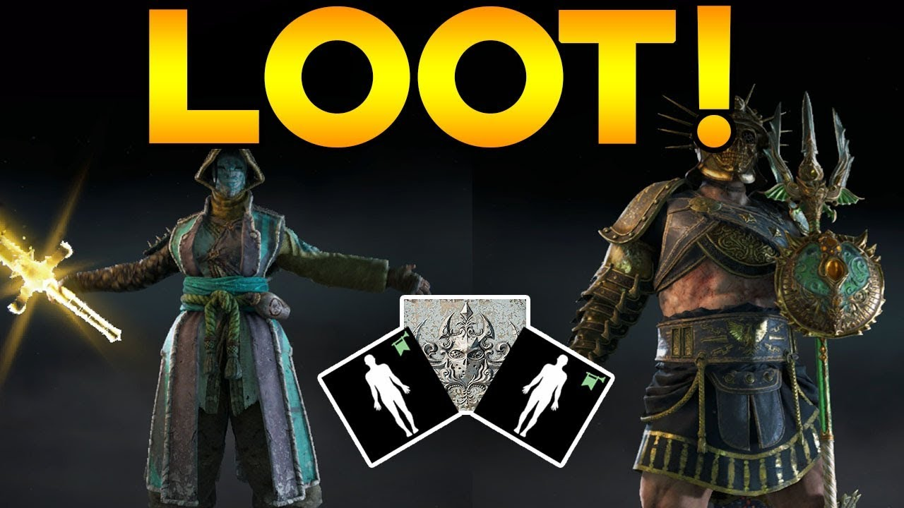 For Honor How To Get The Apollyon S Legacy Event Loot The Fastest Youtube