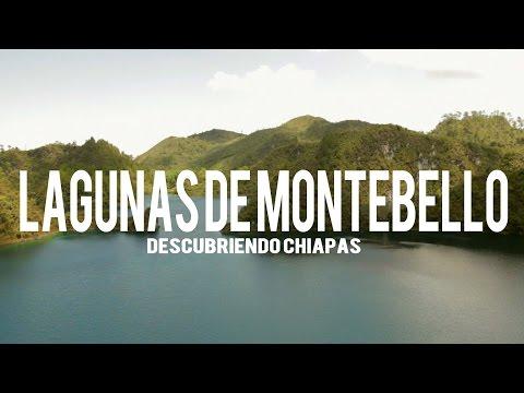 Lagunas de Montebello, National Park, Chiapas, México