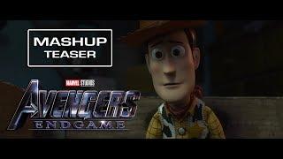 Toy Story 4 | Avengers Endgame - [Mashup] Teaser