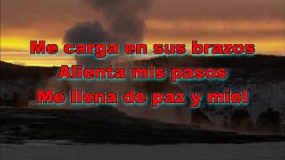 La gloria de Dios Ricardo Montane pista karaoke)