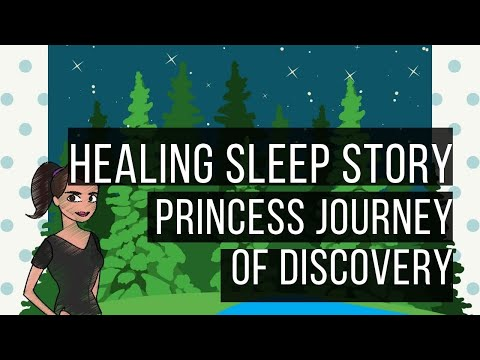 Adult Bedtime Stories: Princess Journey Of Discovery