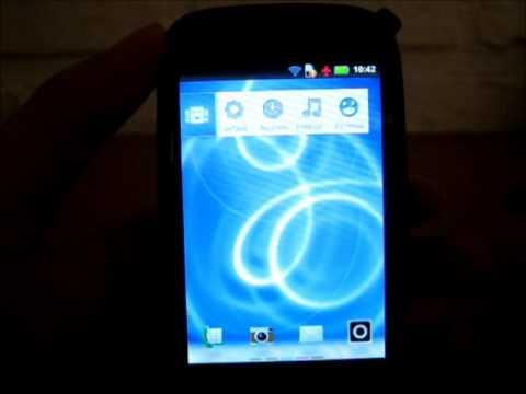 Antar Muka Motorola Fire XT