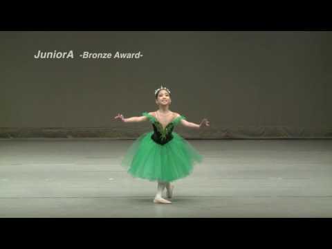 《TWBT》JuniorA:Bronze Award Sydney Tang Xuan Yu Young Dancers Academy(シンガポール)