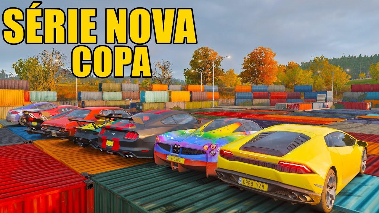 Download SÉRIE NOVA - COPA PORRADARIA