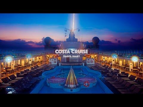 Whirlwind Costa Cruise Adventure | Video Diary