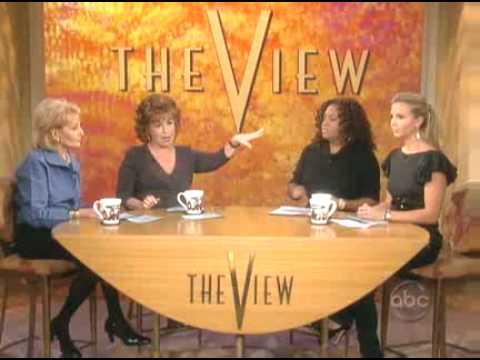 """""""The View"""" Barbara Walters Feels Bad for Sarah Palin"""