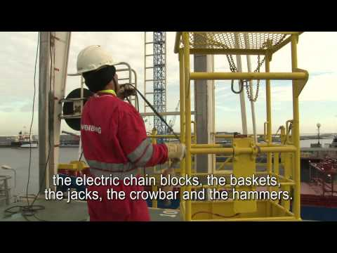 Safety Procedures Hatch Cover Crane