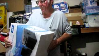 Unboxing my RCA RT-151 Surround Sound speaker system