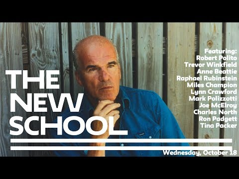 A Tribute To Harry Mathews | The New School