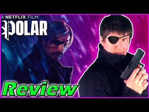 POLAR (2019) – Movie Review |New Comic Noir Netflix Movie|