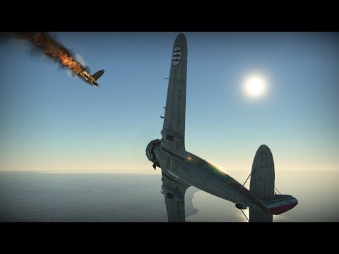 War Thunder: Ba.65 (K.14) L - One of a Kind