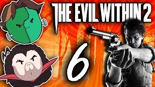 The Evil Within 2: Creepy Nurse - PART 6 - Game Grumps