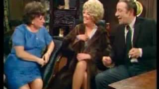 Hylda Baker -Meets blonde trollop