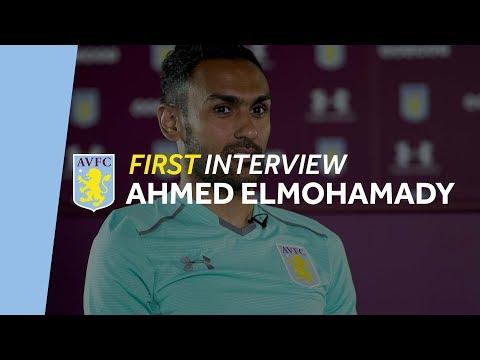 New signing: Ahmed Elmohamady