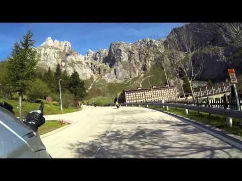 Picos de Eurpoa Motorbike Adventure