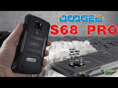 DOOGEE S68 Pro ПОЛНЫЙ ОБЗОР