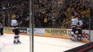Highlights: Kyle Rau, Gopher Hockey 2011