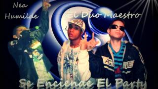 Se Enciende El Party Remix - J M.c  Jeyk y Marck