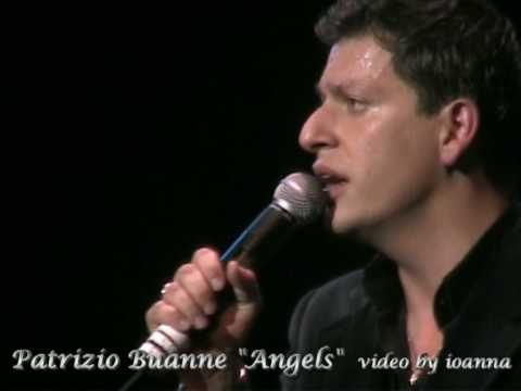 Un Angelo Angels Live Patrizio Buanne Youtube