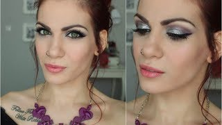 New Year's Eve Make-up Tutorial Thumbnail