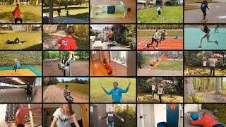 WIR BLEIBEN IN BEWEGUNG | HSV-Leichtathletik