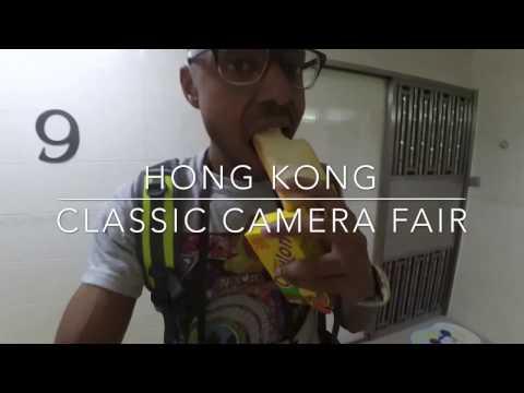 Vlog #2 - Hong Kong classic camera fair