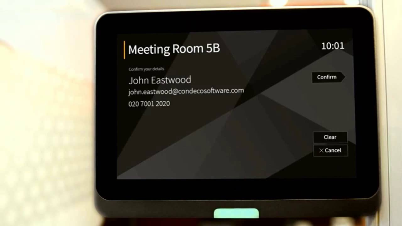 Meeting Booking Room System