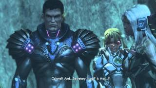 Xenoblade Chronicles X Affinity Mission - Nagi 2 - Reporting for Duty - ENGLISH