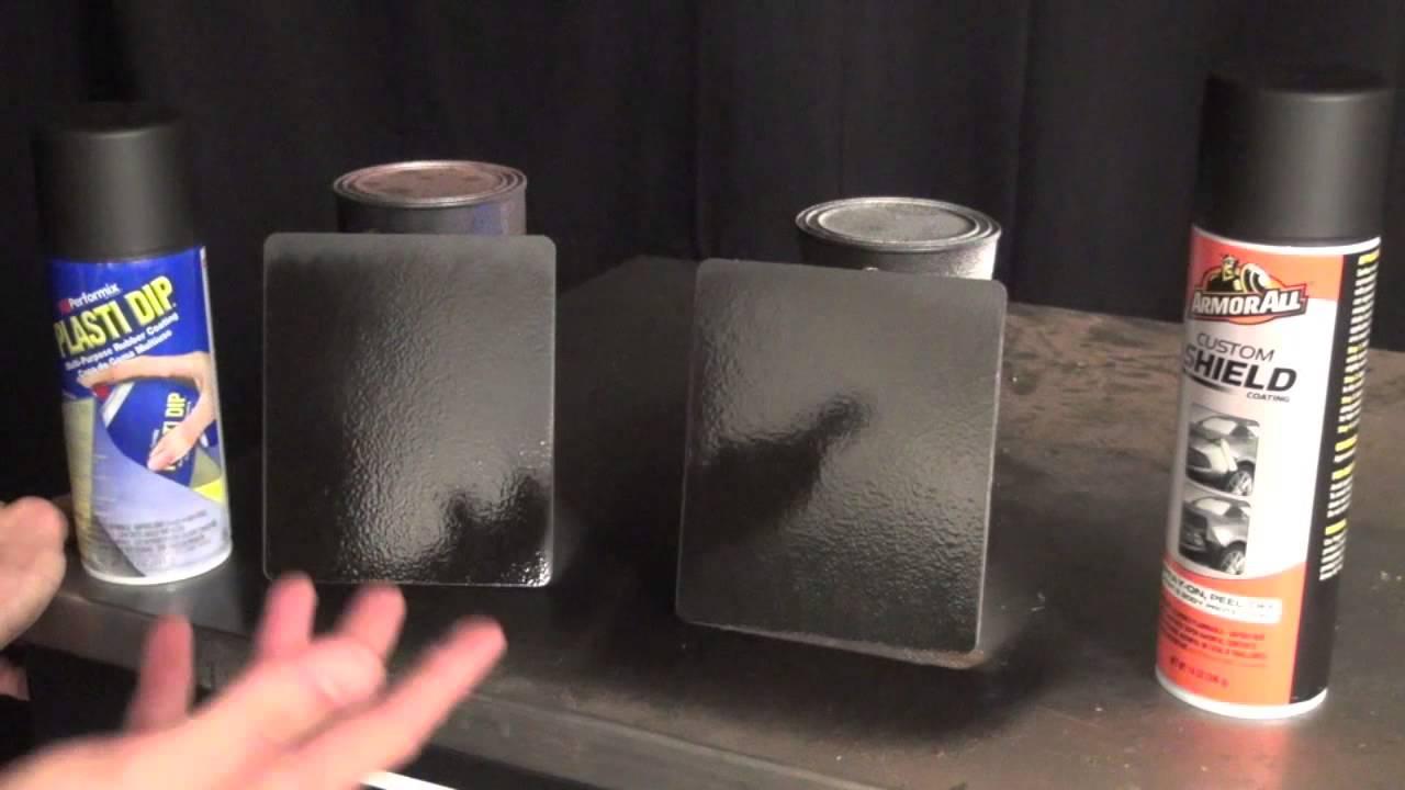 Armor All Custom Shield vs Plasti Dip - a Comparison of Removable ...