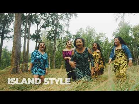 Tonga Sisters Music Video - Shoot For The Moon - Island Style