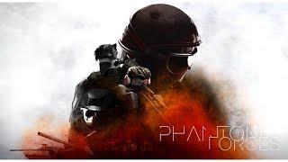 Phantom Forces ROBLOX Livestream!!