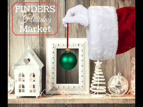 Oct 2017 Finders Holiday Market