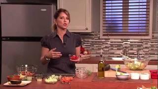 Ingrid Hoffmann: Mango Tomatillo Guacamole (video 2 Of 3)