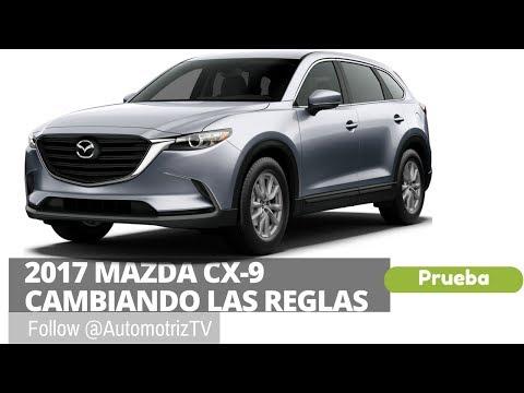 Mazda CX 9 El BMW de los pobres