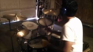 Gorillaz- DoYaThing (Drum Cover)