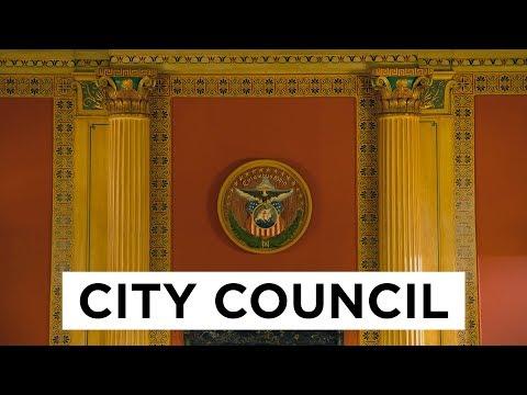 Columbus City Council Meeting 9/18/2017