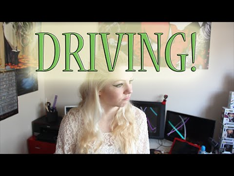Dyspraxia || Learning to drive