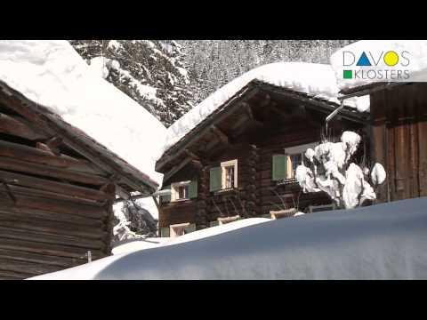 Davos Klosters - Village HD