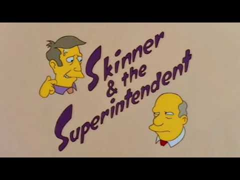 Theme Song - Skinner & the Superintendent