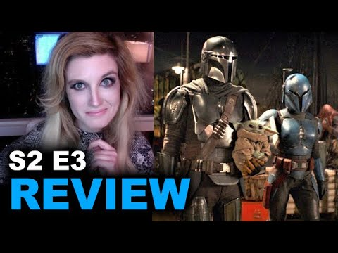 The Mandalorian Season 2 Episode 3 REVIEW & REACTION