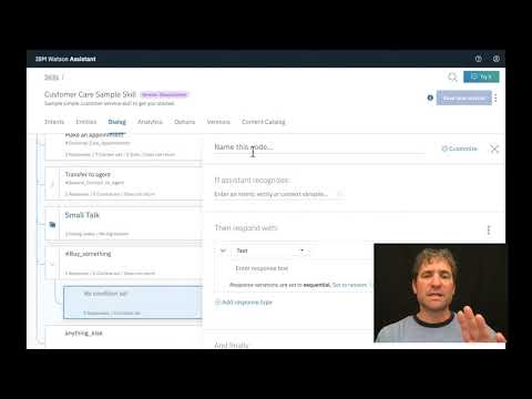 Watson Assistant Overview