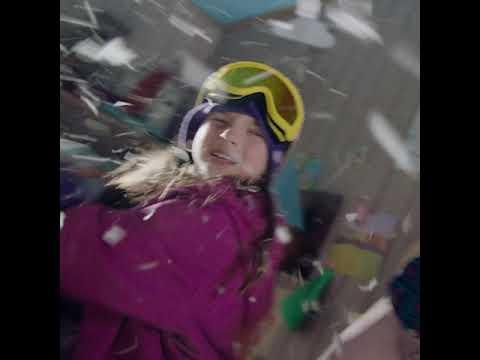 S7. Основной рекламный ролик кампании направлений зимнего отдыха