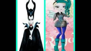 Padres de Ever after high