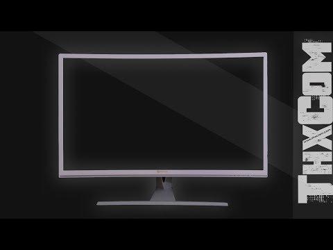 จอโค้ง 32 นิ้ว Neolution E-Sport Curved LED Monitor FHD ราคาไม่ถึง 9,000.- บาท