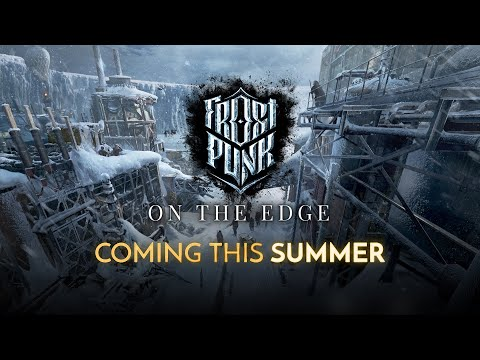 Frostpunk: On The Edge | Official Teaser