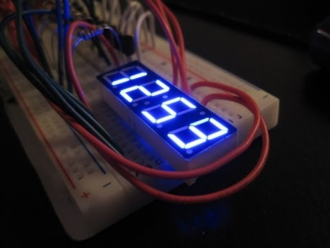 Shift out register 595 - Arduino Tutorial - Ardumotive